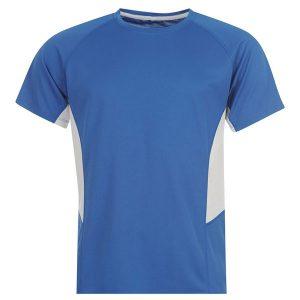 Sky Blyue Men T Shirt