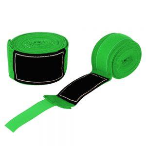 Neon-Green-kickboxing-MMA-Hand-wrap