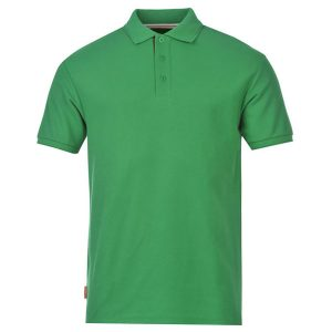 Green-Cotton-Polo-Shirt